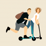 移動中に使える英会話!新婚旅行をスムーズに進めるための英語術